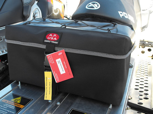 Polaris Snowmobile Rear Compartment Bag