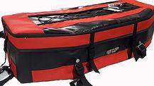"""ATV Rack Bag 8""""H front/rear Weekender 30"""" long"""