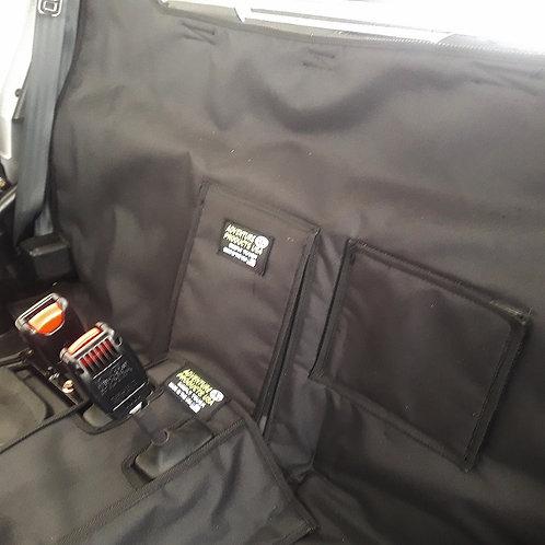 RZR 2015-newer Behind Seat Heatshield