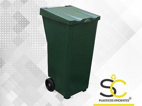 Recipiente de Residuos de 120 litros – Nacional