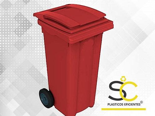 Recipiente de Residuos de 120 litros - IMPORTADO