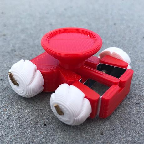 Paper Steering Car