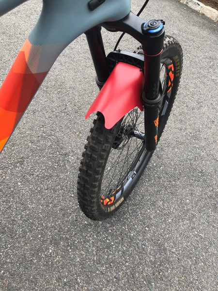 Bicycle Mud Guards