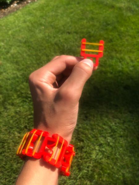 Slingshot Bracelet