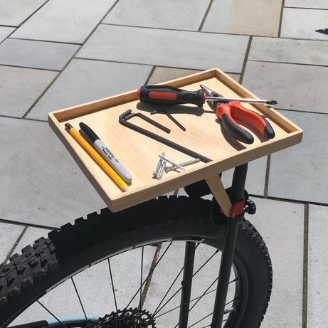 Bike Stand Tool Tray