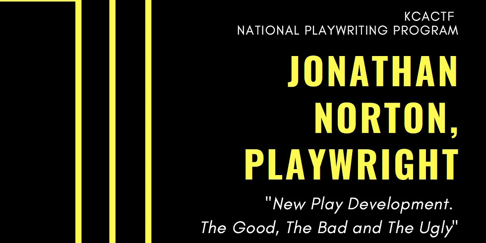 NPP Playwrighting Workshop - Johnathan Norton