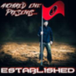 estabished album cover (front)