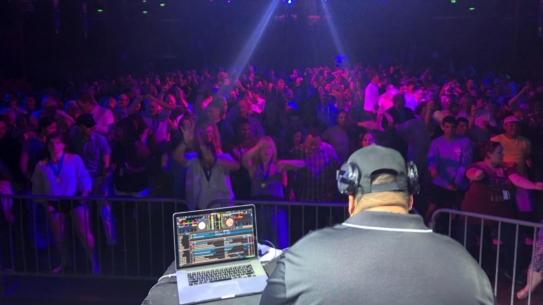 DJ blades