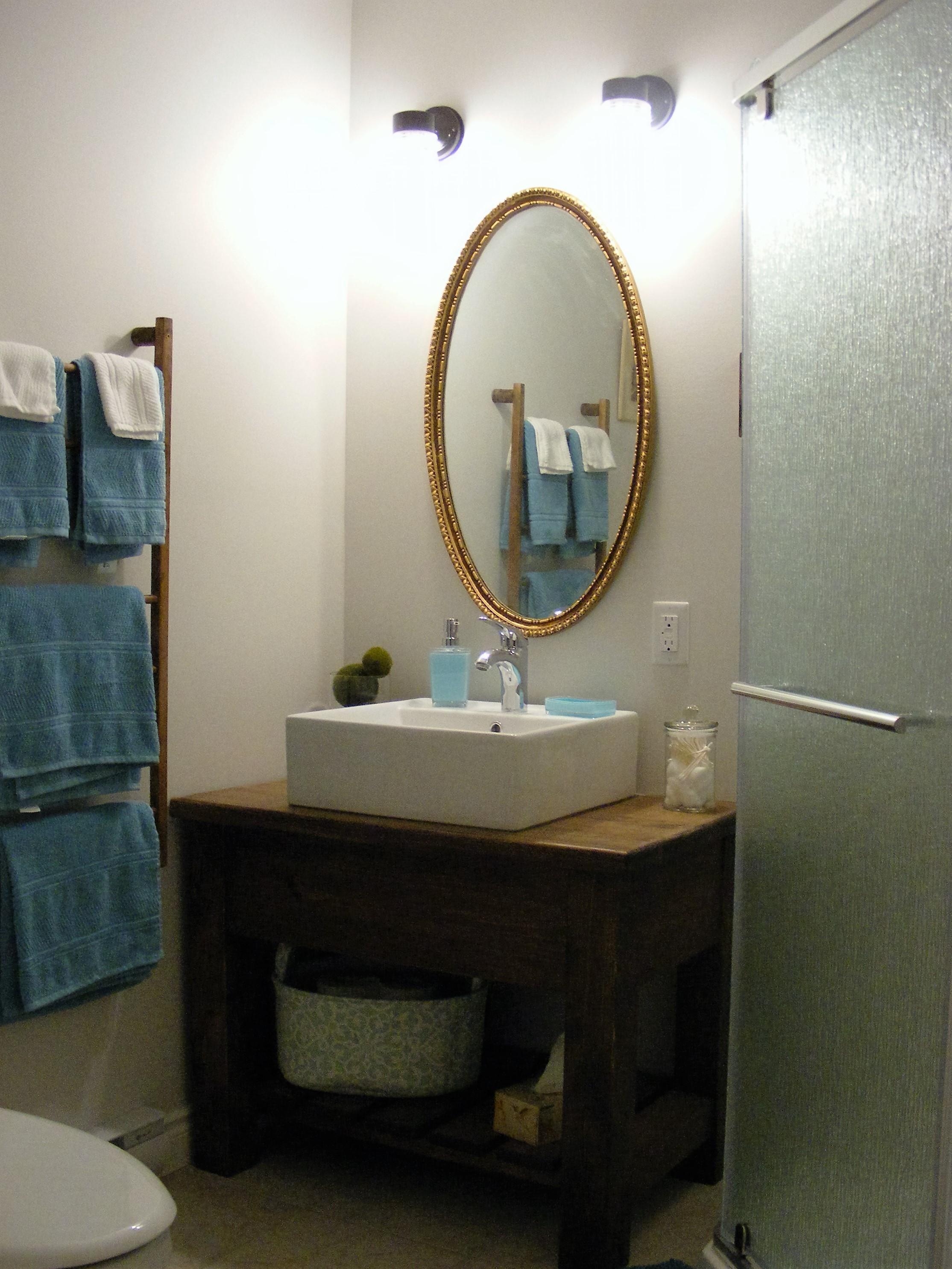Salle de bain privée (TIMBER)