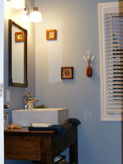 Salle de bain privée (Le Quai)