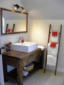 Salle de bain privée (la Bagatelle)