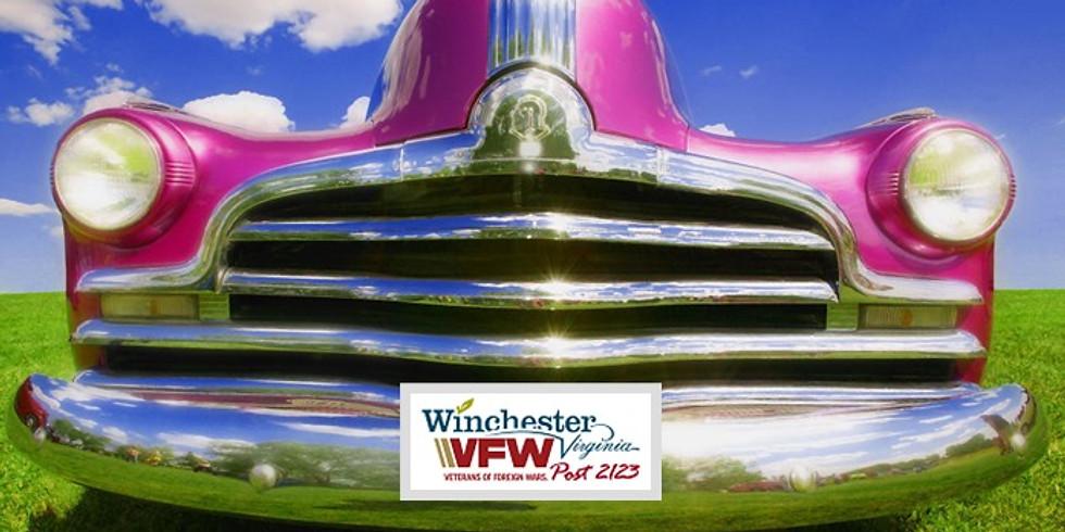 VFW Post 2123 Car Show