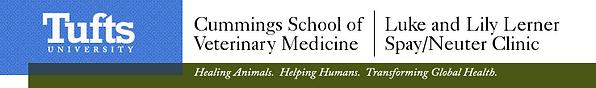 Tufts University Spay/Neuter Clinic