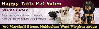 Happy Tails Pet Salon