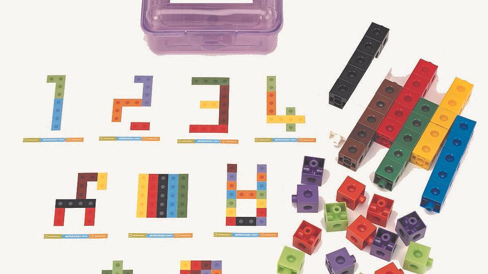 Smart Linking Cubes