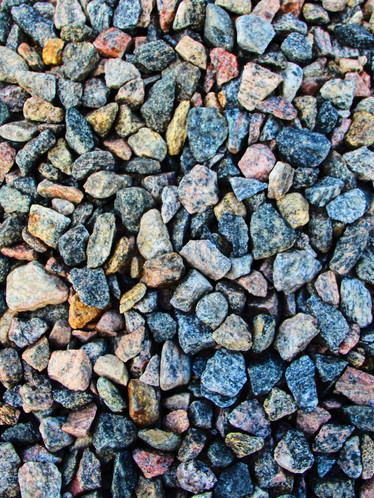 3/4 Clear Granite