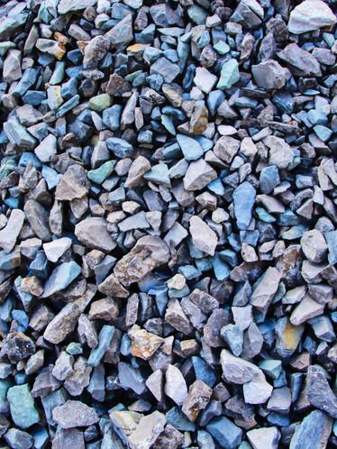 """2"""" Minus Granite"""