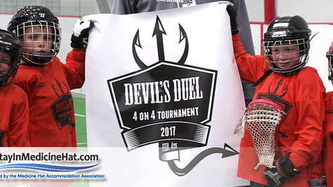 Inaugural Devil's Duel Tournament a Success