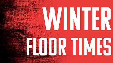Winter Floor Times