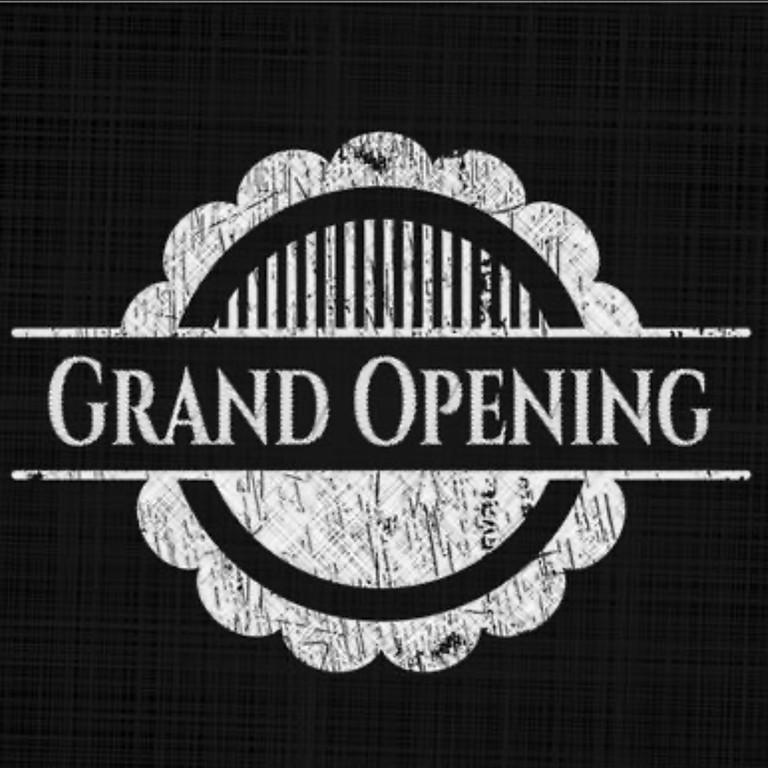 Museum Grand Opening