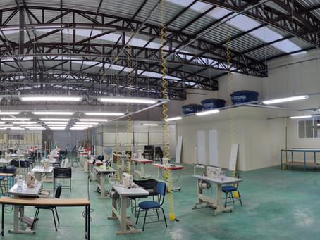 Fábrica Têxtil de Aguada Nova está de casa nova!