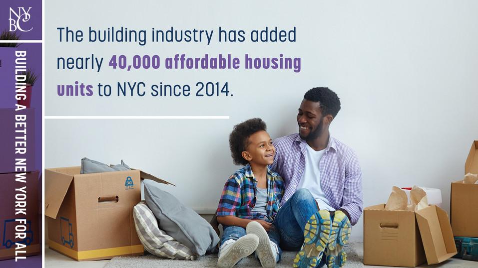 40,000 Affordable Housing Units
