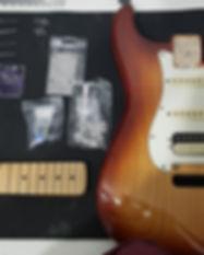Full Musical Instrument Overhaul