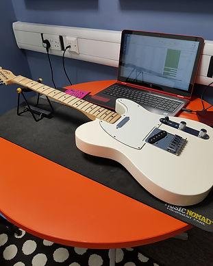 Fender Telecaster Restring