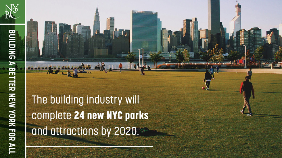 24 New Parks