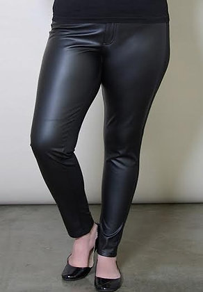 SWAK Faux Leather Pants