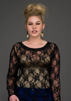 YK Lace Top