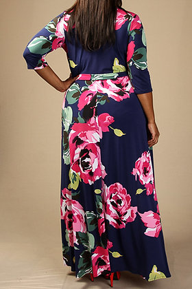 Jill Wrap Dress