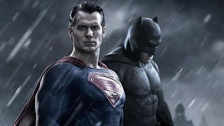 Batman Vs. Superman – A Origem da Justiça (2016), de Zack Snyder