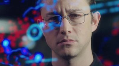 Snowden – Herói ou Traidor (2016), de Oliver Stone