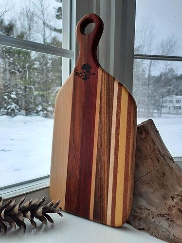Small Paddle Cutting Board