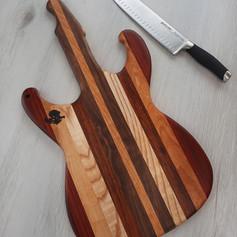 Electric Guitar Board