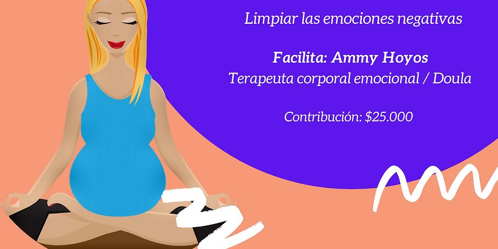 Meditación para eliminar las emociones negativas en las gestantes