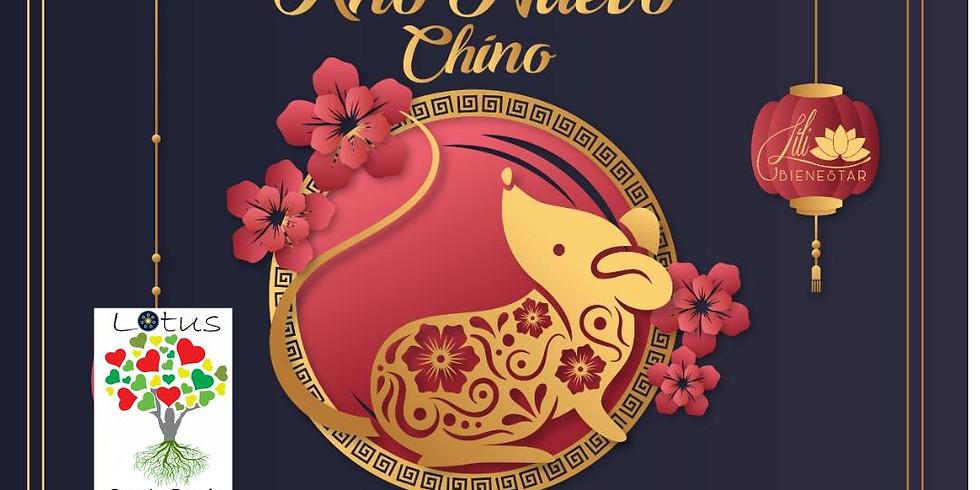 Celebración Año chino