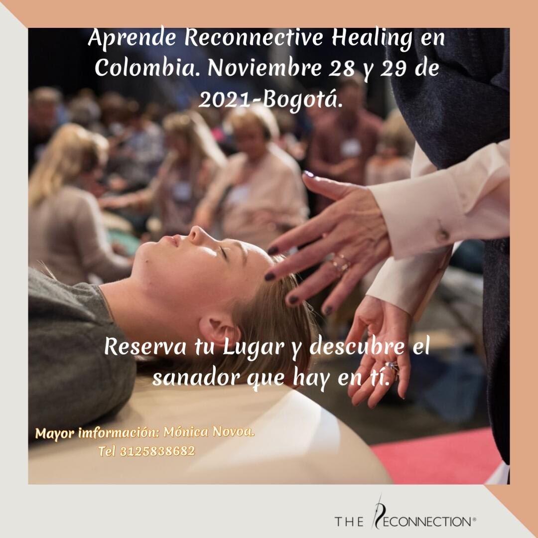 Formación en Reconnective Healing