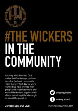 #The wickers in the community