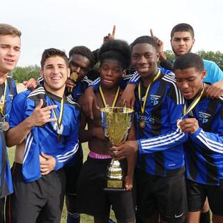 Enfield Borough - Boro Cup winners 2019