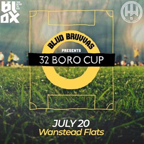Blud Bruvvas 32 Boro Cup