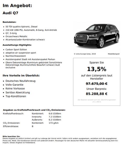Audi Q7 50TDI quadro tiptronic Diesel