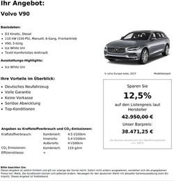 Volvo V90 D3 Kinetic
