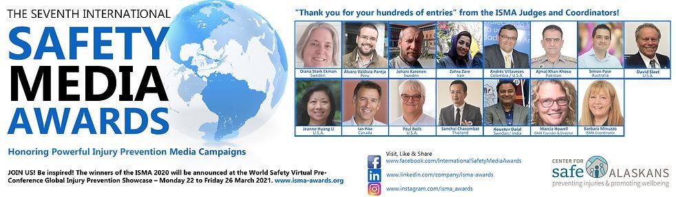 2020Website & World Safety Browser Banne