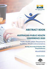 200918 Abstract Book Cover_AustPH2020 v2