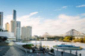 Brisbane - Eagle St Pier & Citycat.jpg