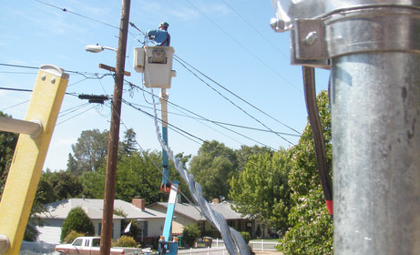 After Panel Upgrade Job 2 PG&E Connects