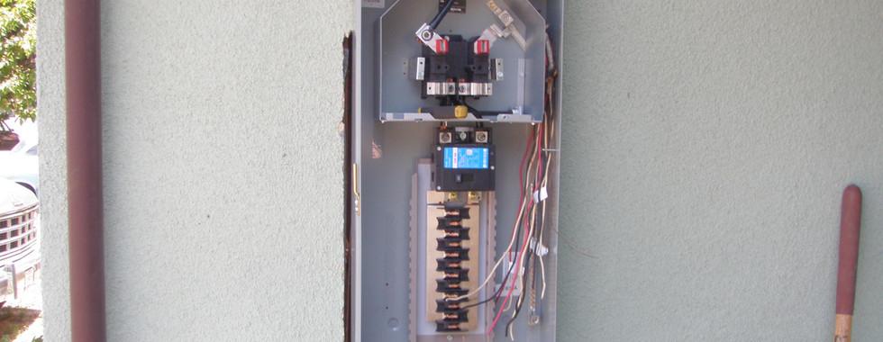 During Panel Upgrade Job 2