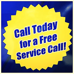 Call Today For A FREE Service Call.